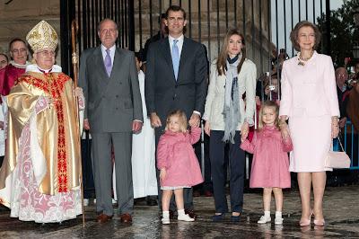 El CNI, al servicio de la Casa Real: de Letizia Ortiz a Bárbara Rey